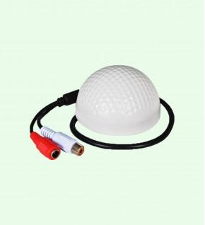 Microphone CCTV - En forme de golf