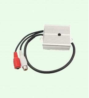 Microphone CCTV En Aluminum