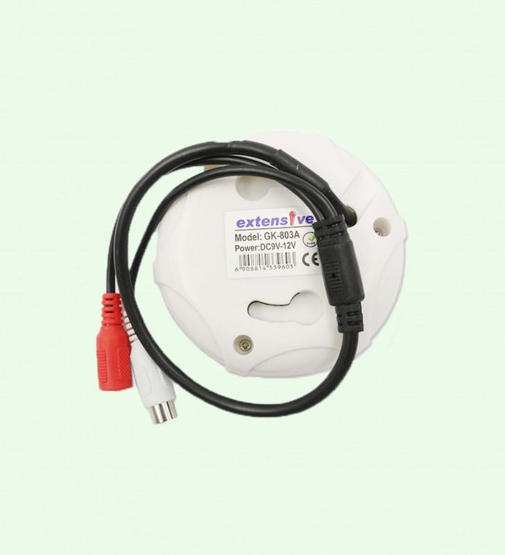 Microphone CCTV - Longue distance
