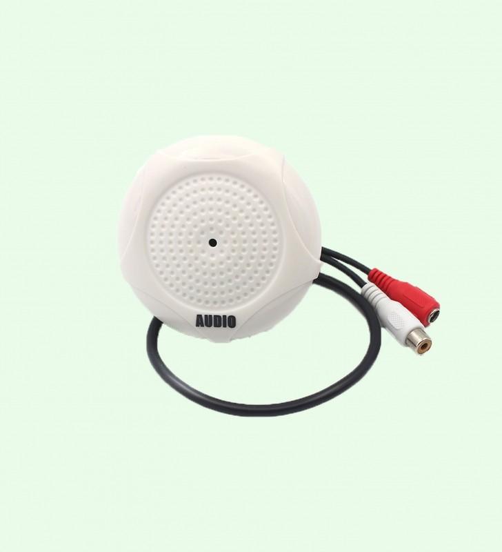 Micro CCTV Haute Fidélité et Sensibilité