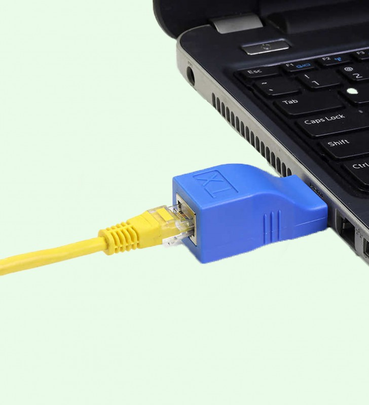 W-D-LINK Extendeur HDMI 1080P - 30M - Câble Ethernet LAN CAT5e & CAT6