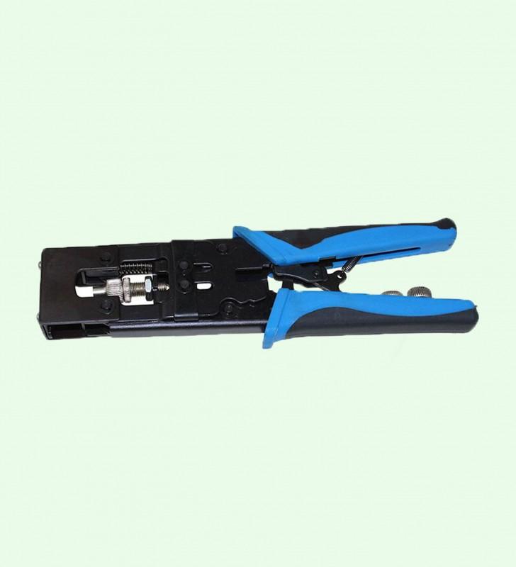 HT-5082RC Pince à sertir pour BNC, RCA, F