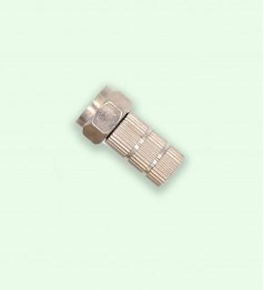 Connecteur coaxial F RG59 RG6