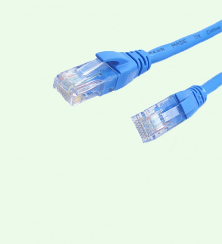 CORDON W-D-LINK CAT6 UTP Patch Cable Bleu ( De 0,5 À 30 Mètres)