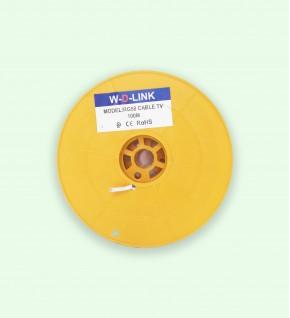 Câble Coaxial TV RG58 -500M- Marque W-D-LINK