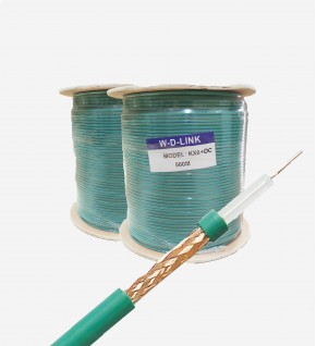 CABLE COAXIAL KX6 500M W-D-LINK