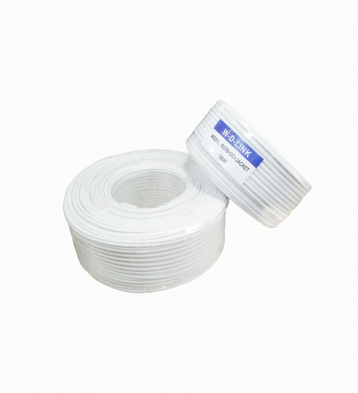 Cable coaxial RG59 W-D-LINK