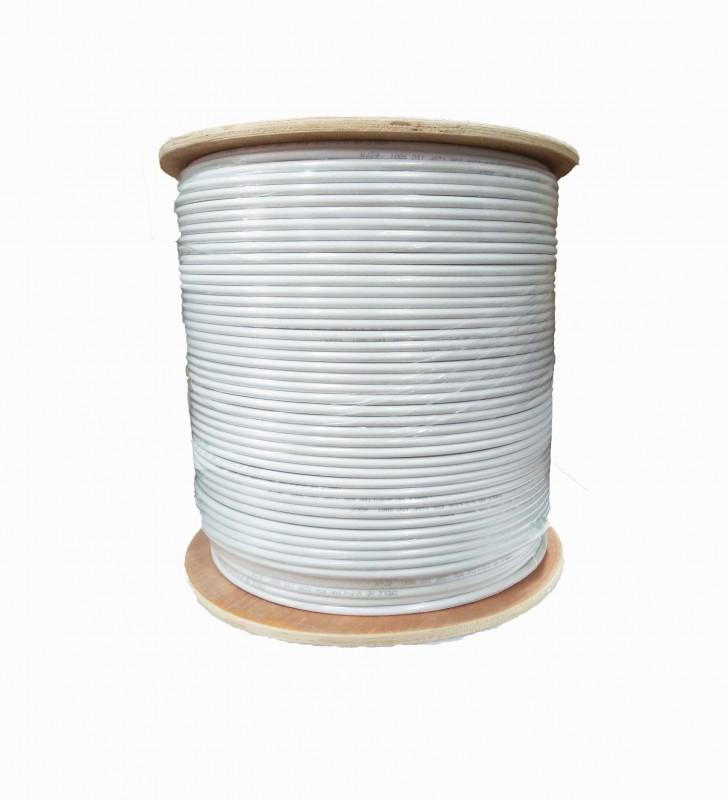 Câble Coaxial TV RG6*128 de la marque W-D-LINK