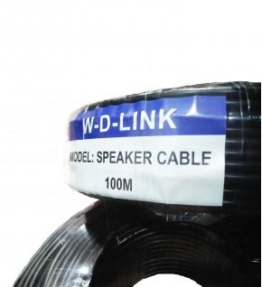 CÂBLE SPEAKER MTH W-D-LINK...